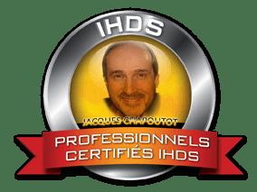 Professionnels Certifies IHDS - Jacques Chapoutot